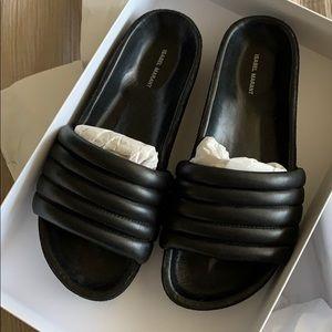 Isabel marant slides/sandals 35